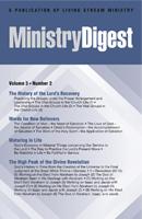 Ministry Digest vol. 3, no. 2